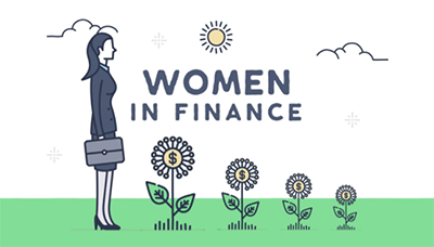 The Minneapolis-St. Paul Business Journal's Women in Finance panel article artwork